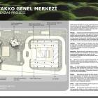 Vakko Headquarters, Istanbul (design proposal) (1/1)